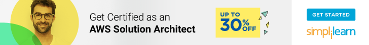 728x90 AWS Solution Architect Certification