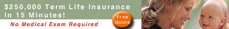 No Medical Exam Life Insurance Click Here