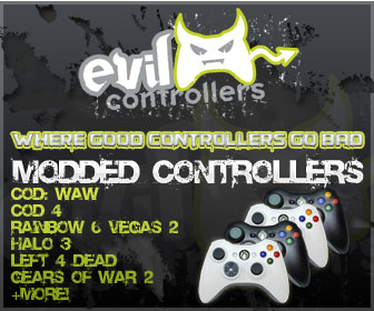 Modded Controllers - Evil Controllers