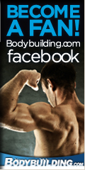 Become a Bodybuilding.com Fan on Facebook