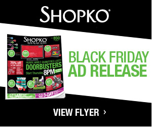 Shopko Black Friday Deals!