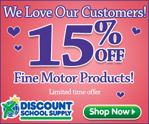 Save 15% Off Fine Motor Products Now At AchievementProducts.com! Use Code: MOTOR14 At Checkout! Clic