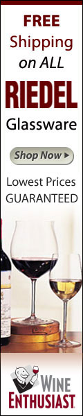 Riedel Free Shipping