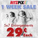 RitzPix 16 Free Prints