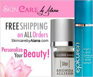 www.SkinCareByAlana.com