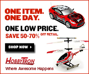 Get Your Remote Control Toys at Hobby Tron Today!