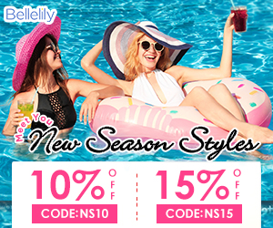Select Stylish Pieces To Meet Your Summer Style at Bellelily.com