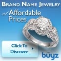 Exquisite jewelry steeply discounted at Buyz