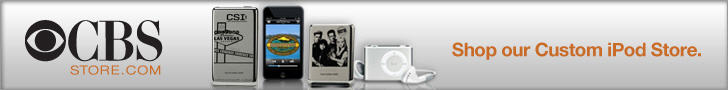 Customize your iPod with CBS