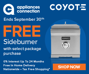 Save up to 15% at AppliancesConnection.com