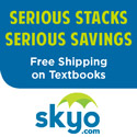 Buy your Textbooks at Skyo Today!