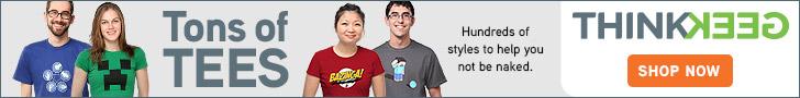 ThinkGeek T-Shirts
