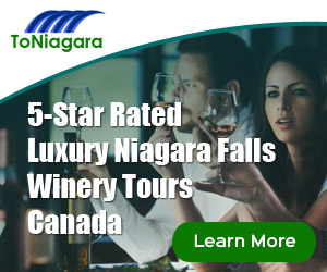 5 Star Rated Luxury Niagara Falls Winery Tours Canada