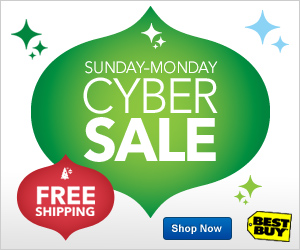 Best Buy Cyber Sale is LIVE!!