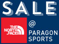 The North Face Sale @ Paragon Sports!