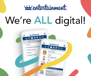 EntertainmentBook.com - 2 for $10