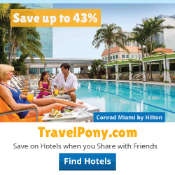TravelPony Conrad Miami