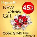 New Arrival Gift 45% Off!