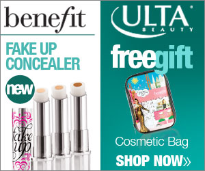 Benefit Fake Up + FREE Gift (Exclusive Cosmetic Bag with $30 Benefit product and/or service purchase