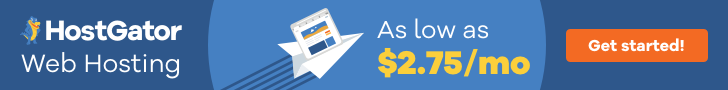 Reliable Web Hosting starting at $2.75