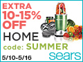 EXTRA 10% off Small Kitchen Appliances with code SUMMER