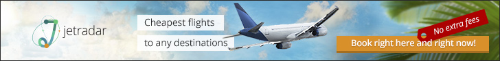 One of the largest online search engines for flights all over the world