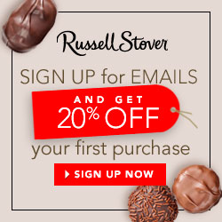 Russell Stover 20 off