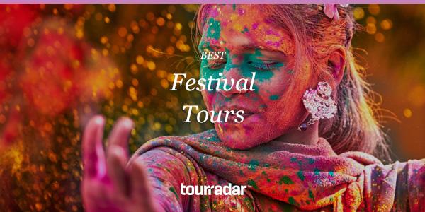 Tourradar Festival & Events Online Travel Expo Deals