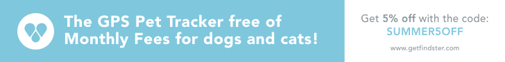 The GPS Pet Tracker Free of Montly Fees - Coupon / Promocode