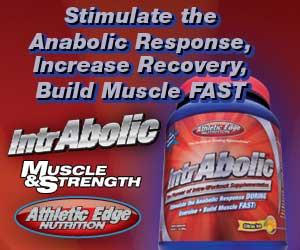 IntrAbolic - Stimulate Anabolic Response