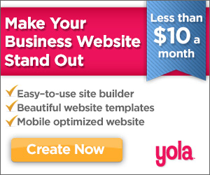 300x250 Yola  - Smart Websites for Small Businesses