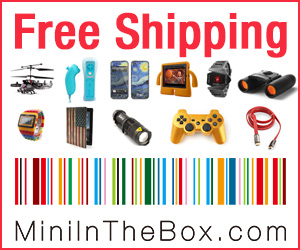 MiniInTheBox (Free Shipping) OT