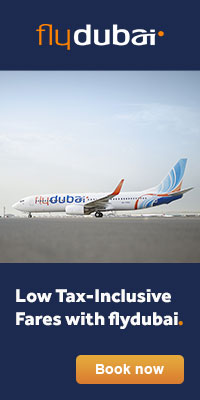 Super Dealy Only fly Dubai