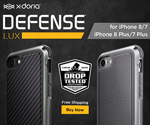 Image for Defense Lux case for iPhone 8/7 and iPhone 8 Plus/7 Plus