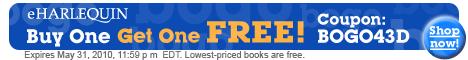 2 FREE books from eHarlequin.com!