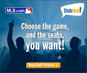 MLB Tickets at StubHub!