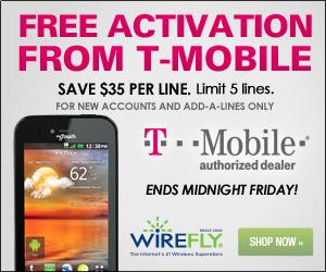 Wirefly: Galaxy S 4G
