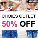 Choies Outlet 50% Off, Free Shipping Worldwide