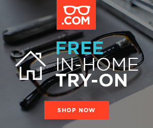300x250 Glasses.com
