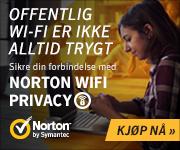 Sikre din forbindelse med Norton Wifi Privacy.
