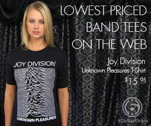 Joy Division Unknown Pleasures $15.95!