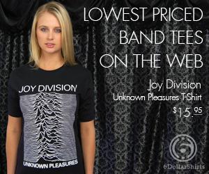 Joy Division Unknown Pleasures $15.95!