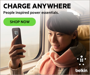 Belkin UK - Charge Anywhere. People Inspired power essentials. Shop Now