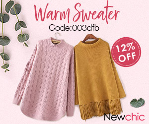 12% Off for Women's Sweater