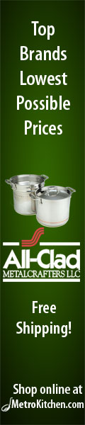 All-Clad on Sale from MetroKitchen