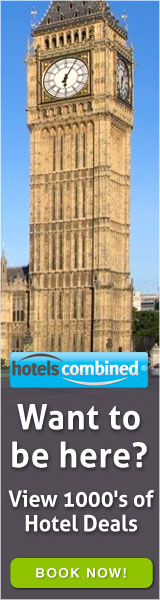 London is a top destination! View 1000's of hotel deals at HotelsCombined.com!