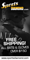 Free Shipping on All Baseball Bats & Baseball Gloves Over $150