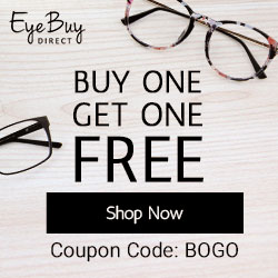 LAST DAY: BOGO Prescription Glasses | Two Pairs From $19.95 Shipped!