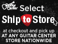Black Friday Savings Event at Guitar Center!