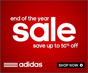 adidas End of Season Sale - save up to 40%